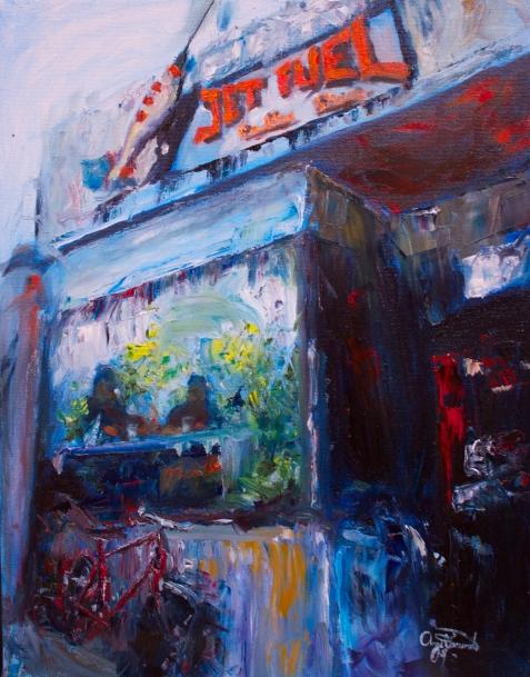 3. Jet Fuel Coffee Shop
